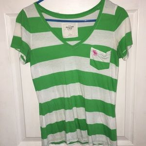 Women's small Abercrombie and Fitch shirt.